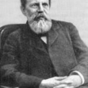 Мензбир Михаил Александрович. Президент МОИП с 1915 по 1935 гг.